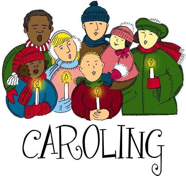 Christmas Caroling & Christmas Outreach to Families